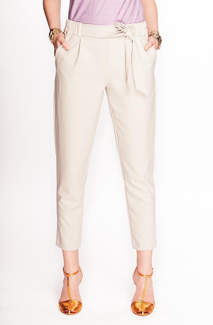 Pantaloni Lure Gri Chinos