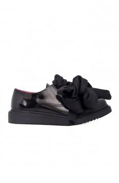 Pantofi oxford Bow