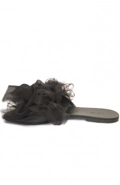 Tulle Slippers