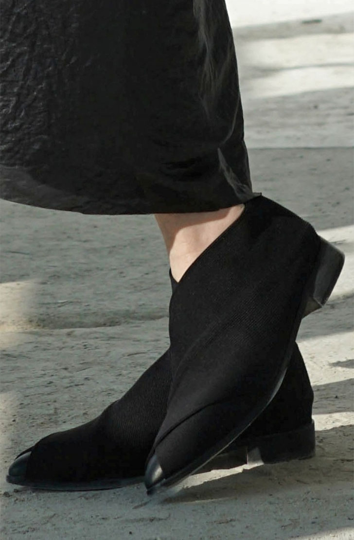 Pantofi Oxford Muff