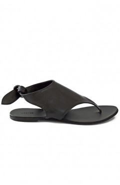 Sandale dama din piele naturala  Like a Bow