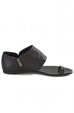 Sandale dama din piele naturala  Sand