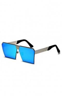 Ochelari de soare Rectangular Blue