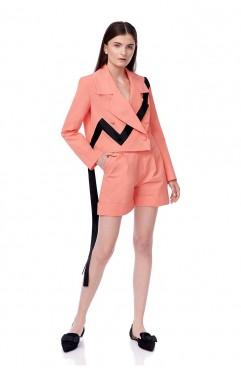 Pantalon scurt HASEYA Coral