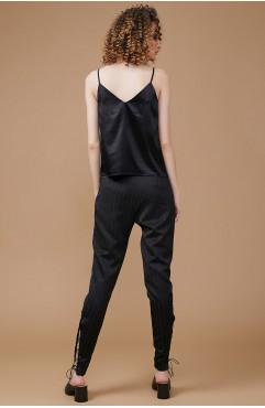 Pantalon negru FARO