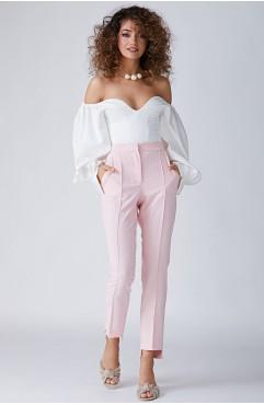 Pantaloni rose BUENAVISTA