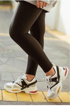 Pantofi sport dama din piele ecologica Jade