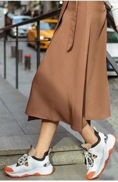 Pantofi sport dama din piele ecologica Cecil