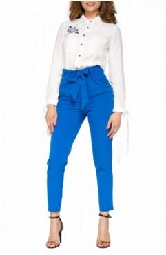 Pantaloni cu talie inalta Rini