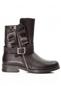 Beatrix Flat Boots