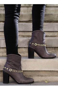 Octavia Brown Boots