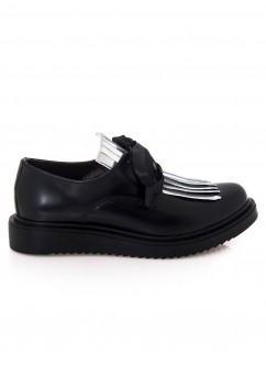 Lea oxford flat shoes