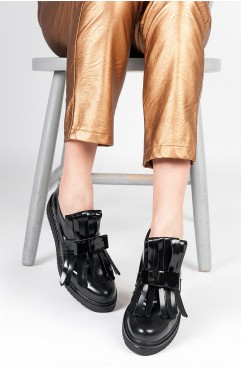 Pantofi Oxford dama din piele naturala Catherine
