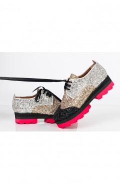 Pantofi dama din piele naturala Demi