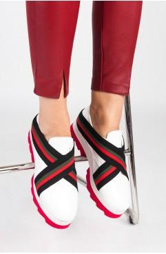 Pantofi dama din piele naturala Sema