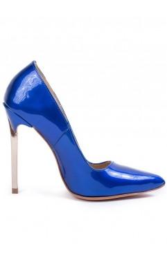 Pantofi Caroline Albastri