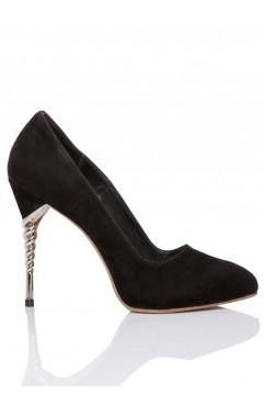 Pantofi Zoe Negri