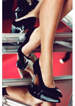 Pantofi Annora Negri