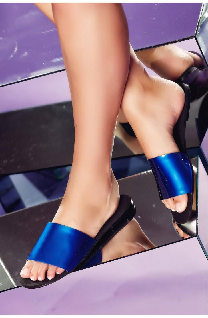 Papuci Andora Albastri