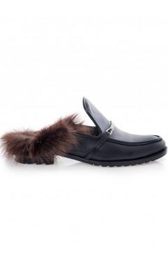 Papuci Aisha - Piele Box