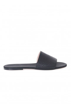 Black Andora Slippers