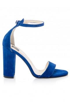 Sandale dama din piele naturala negre Thea