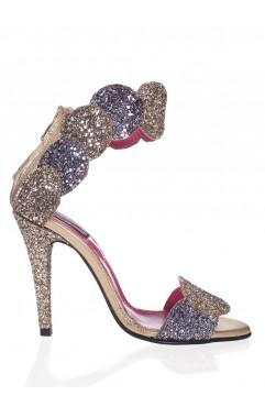 Sandale dama din piele naturala Aubrielle