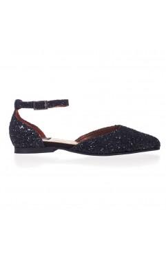 Black Alexis Sandals