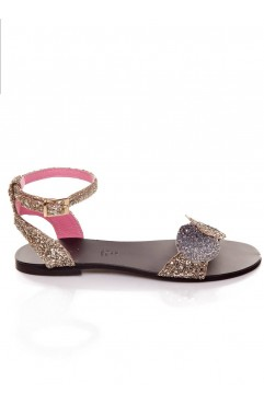 Sandale dama din piele naturala Clarissa