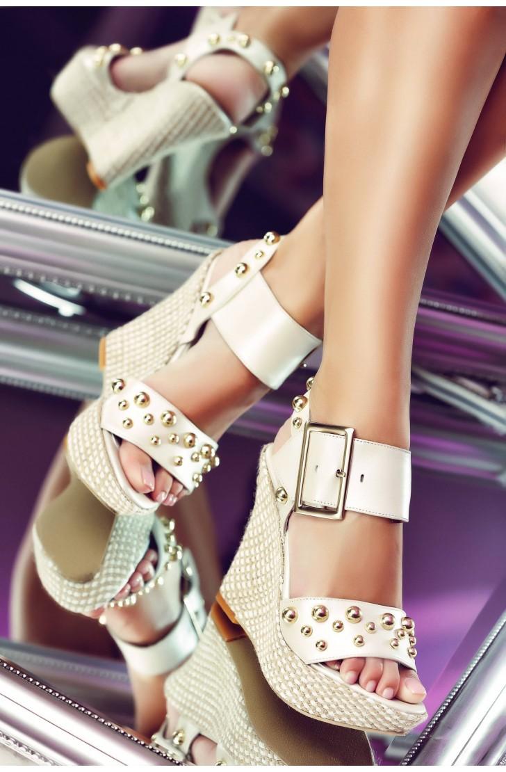 Sandale dama din piele naturala Bonnie