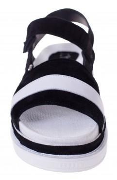 Sandale dama din piele naturala Odessa Uni
