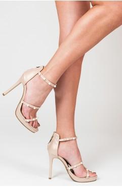 Serena high platform sandals