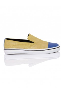 Mustard Lucy Sneakers