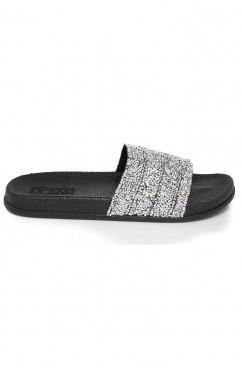 Papuci dama din piele naturala AIRPLANE MODE