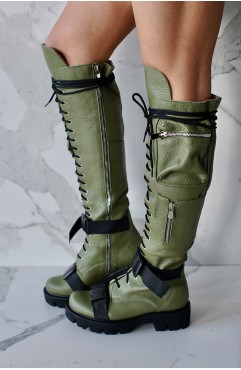 BOOT CAMP OLIVE 2.0