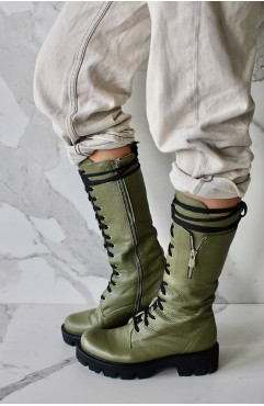 BOOT CAMP 2.0 MINI OLIVE