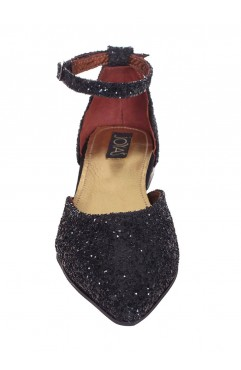 Sandale dama din piele naturala Alexis Negre