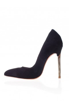 Pantofi Caroline Negri Piele Intoarsa