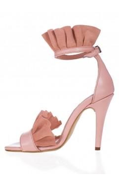 Krissy pink sandals