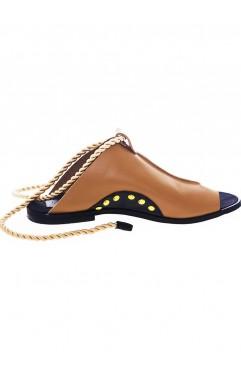 Sandale  dama din piele naturala Coconut