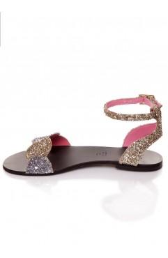 Clarissa flat sandals