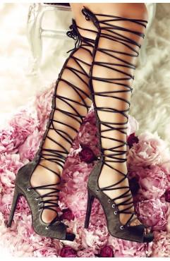 Sandale dama din piele naturala Xandra