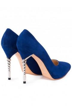 Pantofi Zoe Albastri