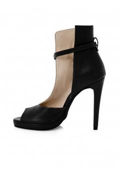 Trinity Black Sandals