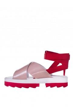 Sandale Anne Nude