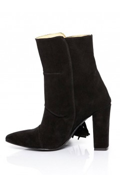 Black Ankle Boots Arianna