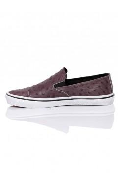 Sneakers Dama Isa Burgundy