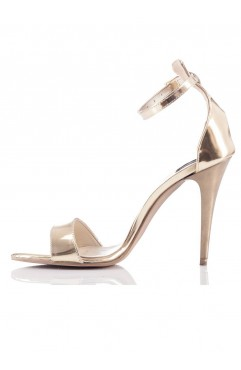 Mirror Golden Adeline Sandals