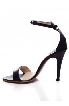 Adeline Black Sandals