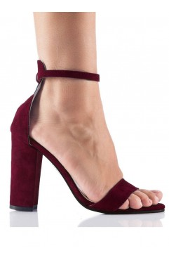 Sandale Thea Burgundy